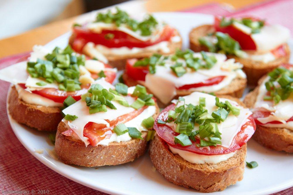 Простые холодные бутерброды рецепты с фото простые и вкусные