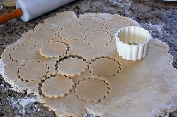 Как испечь тарталетки в домашних условиях без формочек
